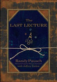 Last Lecture, Randy Pausch book