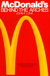 Mcdonalds Behind the Arches Book