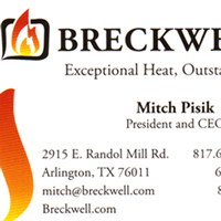 Breckwell Hearth Products logo