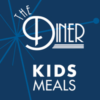 The Diner Kids Menu