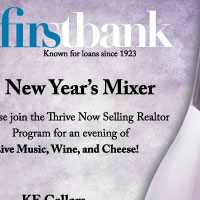 First Bank Mixer Postcard