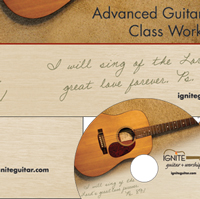 Advanced Guitar Curriculum