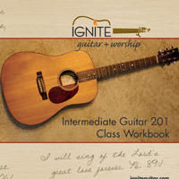 Intermediate Guitar Curriculum