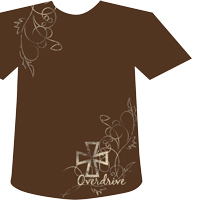 Overdrive youth tshirt